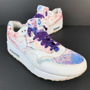Nike Air Max 1 Sneakers Cherry Blossom 528898-102